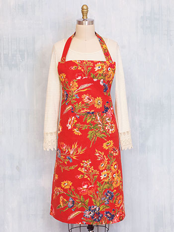 Wildflowers Chef Apron