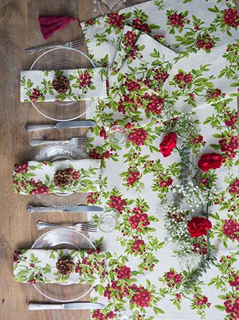 Mistletoe Farmhouse Table Set