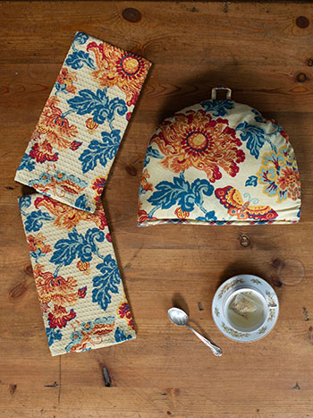 Kindred Patchwork Tea Cozy Bundle
