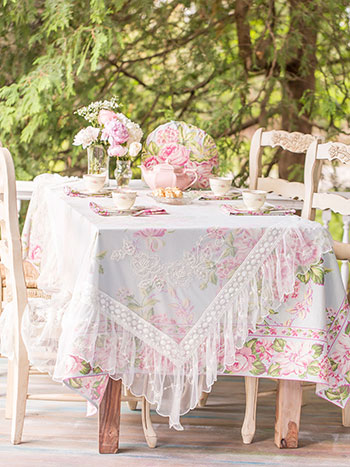 Love Letter Layered Table Set