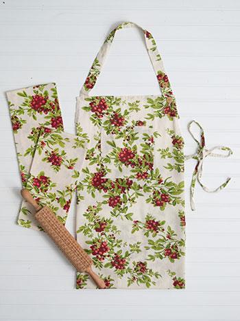 Mistletoe Cook's Set