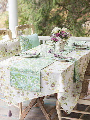 Soft Days Layered Table Set