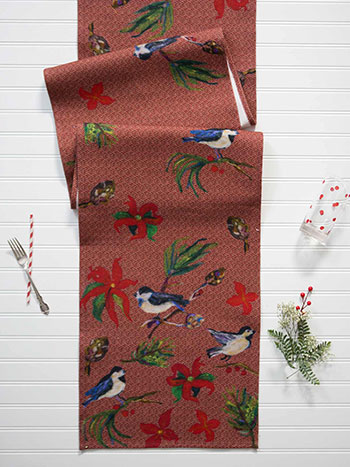 Woodland Christmas Runner Bundle