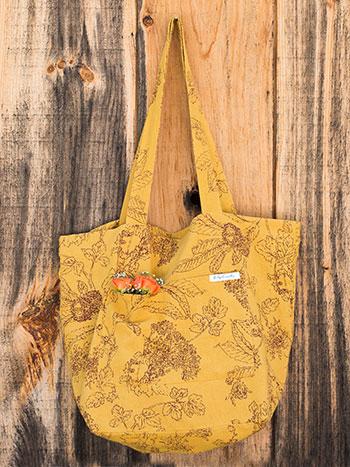 Chestnut Market Bag