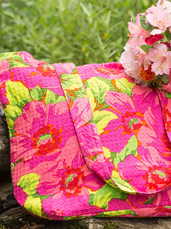 Daydream Honeycomb Market Bag