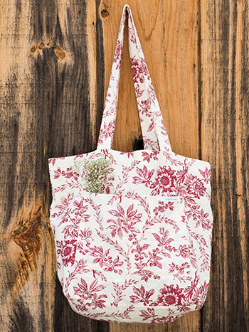 Felicity's Flowers Market Bag