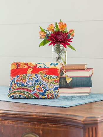 Kindred Patchwork SM Cosmetic Bag