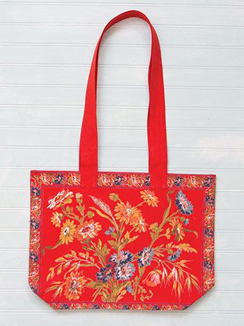 Wildflowers Market Bag
