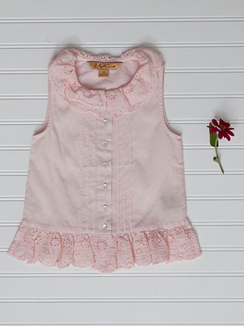 Anglaise Girls Blouse