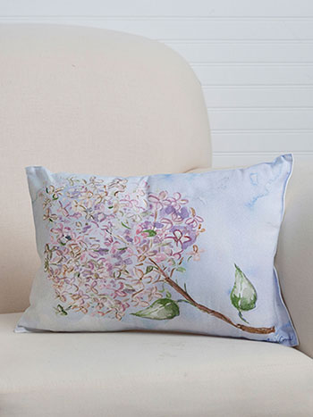 Beautiful Blooms Cushion