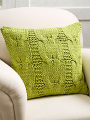 Comfy Cable Cushion Cover