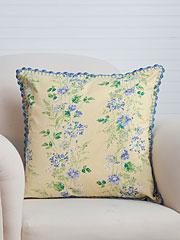 Prairie Crochet Cushion Cover