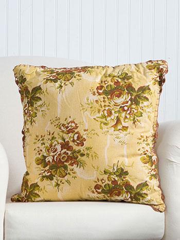 Rosalie Crochet Cushion Cover