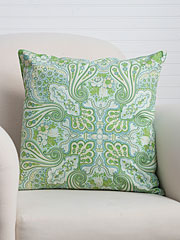Kashmere Paisley Cushion Cover
