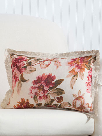 Carolina Linen Cushion