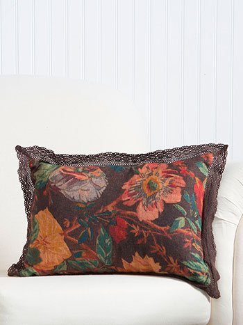 Gorgeous Garden Linen Cushion