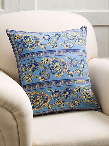 Queen's Court Cushion Cover