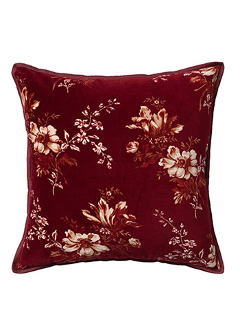 Sonata Velvet Cushion