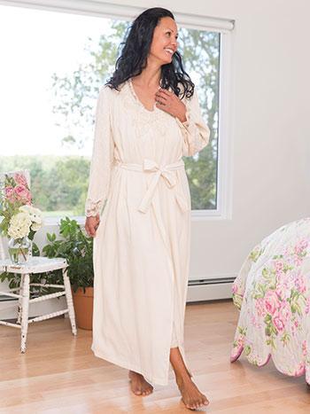 Jasmine Dressing Gown