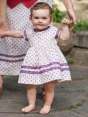 Avignon Girls Dress