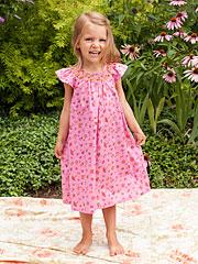 Rebecca Girls Dress