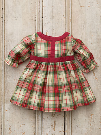 Scottie Girls Dress