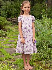 Lilac Girls Dress