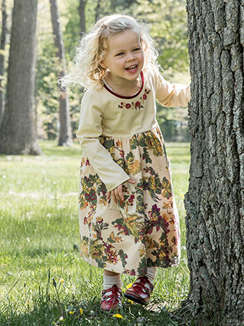 Charming Girls Dress