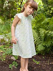 Garden Girls Dress