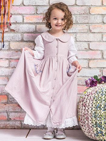 Charlotte Girls Dress