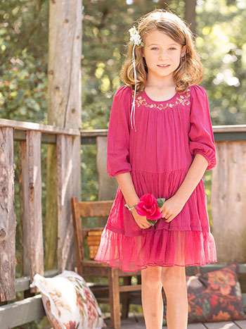 Calliope Girls Dress