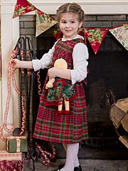 Scottie Girls Dress