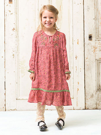 Sweetheart Girls Dress