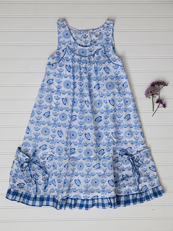 Tea Cup Girls Dress