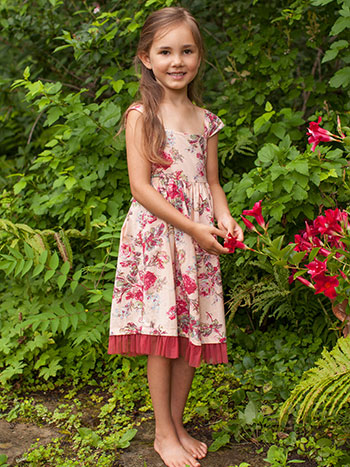 Lovesong Girls Dress