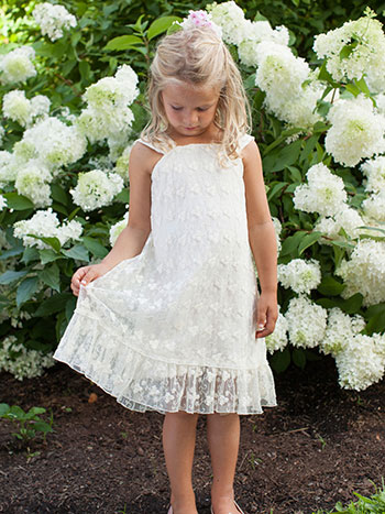 Angelica Girls Dress