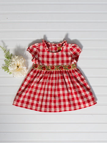 Apple Pie Girls Dress