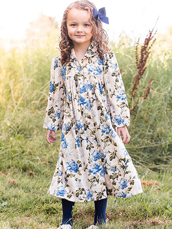 Patience Girls Dress