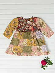 Cottage Girls Dress