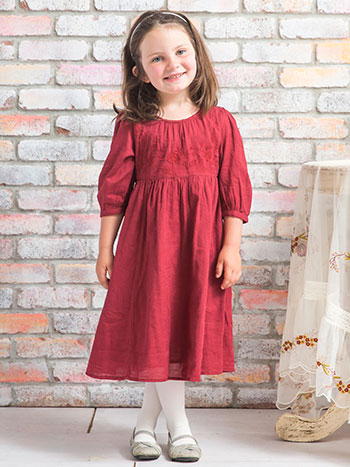 Portrait Girls Dress