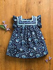 Indigo Girl Girls Dress