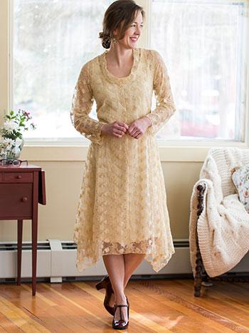 Precious Lace Dress