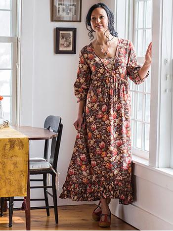 Greta's Garden Dress