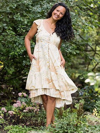 Water Garden Dress