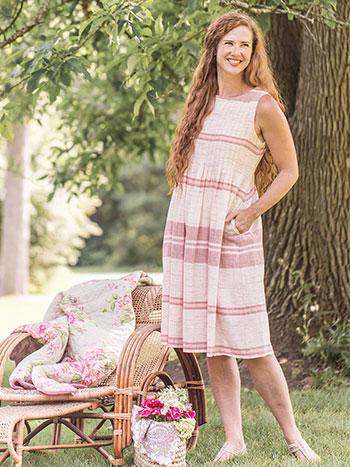 Fraise Dress
