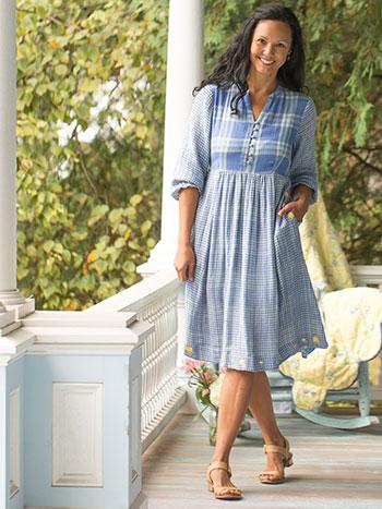 Provence Cousin Dress