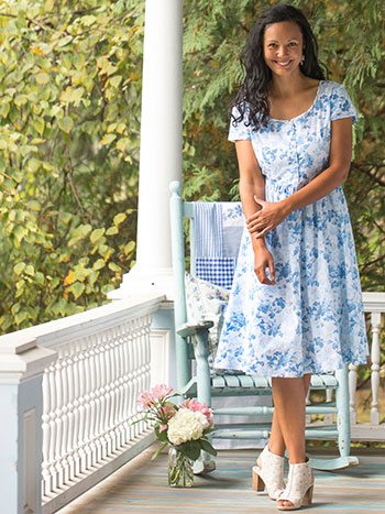 Greta Porch Dress