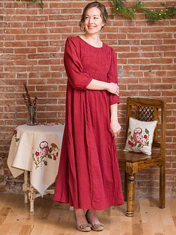 Portrait Dress