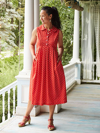 Dottie Porch Dress