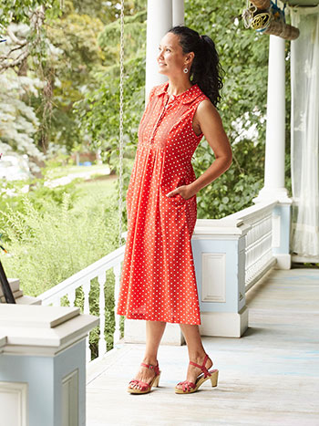 Dottie Porch Dress
